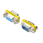 Digitus AK-610502-000-I VGA VGA Yellow cable interface/gender adapter
