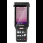 "Honeywell ScanPal EDA61K handheld mobile computer 10.2 cm (4"") 800 x 480 pixels Touchscreen 435 g Black"