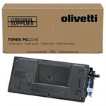 Olivetti B1071 Toner black, 12.5K pages