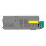 OKI 46490605 Toner yellow, 6K pages