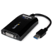 StarTech.com USB 3.0 to DVI / VGA External Video Card Multi Monitor Adapter – 2048x1152