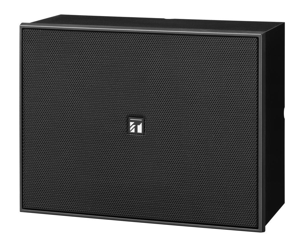TOA BS-678BT loudspeaker 6 W Black Wired