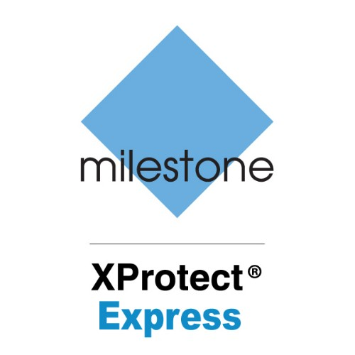 Milestone Srl XProtect Express Base Server License