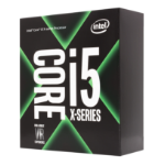 Intel Core ® ™ i5-7640X X-series Processor (6M Cache, up to 4.20 GHz) 4GHz 6MB Smart Cache Box processor