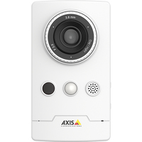 Axis COMPANION CUBE LW IP security camera Indoor Cube White