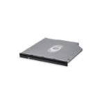 LG GS40N optical disc drive Internal DVD±RW Black, Metallic