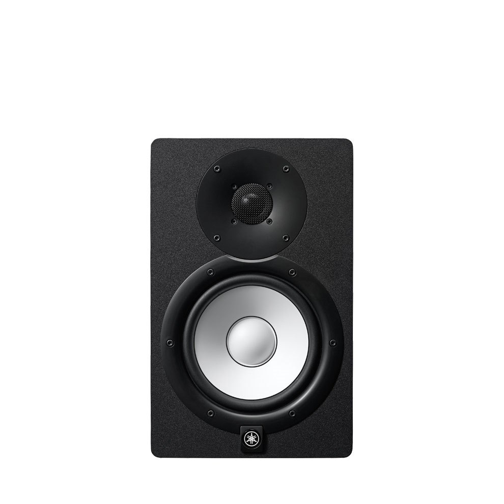 Yamaha HS7 loudspeaker 2-way 95 W Black Wired