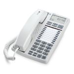 Doro aub300i Analog telephone Caller ID White