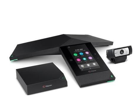 Polycom RealPresence Trio 8800 Full HD Ethernet LAN video conferencing system