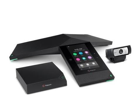 Polycom RealPresence Trio 8800 video conferencing system Ethernet LAN