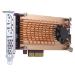 QNAP QM2 tarjeta y adaptador de interfaz M.2 Interno