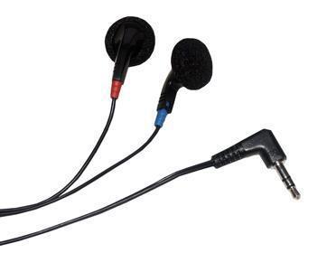 MCL CSQ-EC headphones/headset In-ear Black