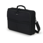 "Dicota Multi 43.9 cm (17.3"") Messenger case Black"