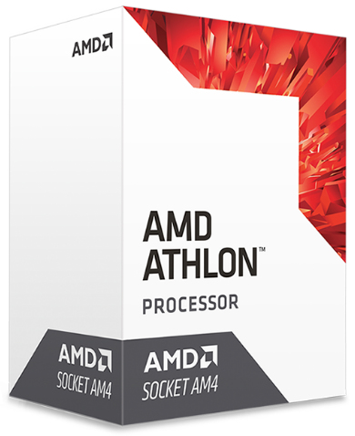 AMD Athlon 220GE processor 3.4 GHz Box 4 MB L3