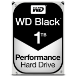 Western Digital Black 1000GB Serial ATA III internal hard drive
