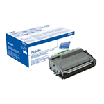 Brother TN-3480P Toner black, 8K pages