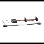 Hewlett Packard Enterprise DL360 Gen10 P824i-p Cable Kit SATA cable Black