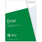 Microsoft Excel 2013, OLP-NL, EDU, 1u