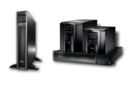Fujitsu S26361-K1426-V300 uninterruptible power supply (UPS) Line-Interactive 3000 VA 2700 W 9 AC outlet(s)