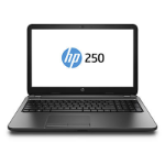 HP 250 K3X03EA Pent N3540 4GB 500GB DVDRW 15.6IN BT CAM Win 8.1