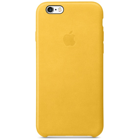 Apple MMM22ZM/A Cover Yellow mobile phone case