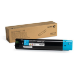 Xerox 106R01507 Toner cyan, 12K pages @ 5% coverage