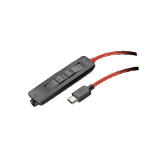 POLY 215819-01 headphone/headset accessory Control adapter