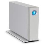 LaCie d2 Thunderbolt 2 3000GB Silver external hard drive