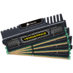 Corsair Vengeance Quad Channel 8GB DDR3-1600MHz
