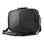 "Mobile Edge Alienware Vindicator notebook case 14.1"" Briefcase Black"