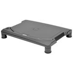 Tripp Lite MR1612 multimedia cart/stand Black Flat panel Multimedia stand