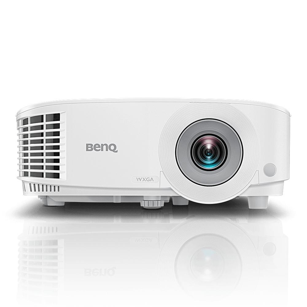Benq MW550 beamer/projector 3500 ANSI lumens DLP WXGA (1280x800) Desktopprojector Wit