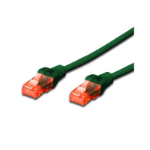 FDL 1.5M CAT.6 UTP PATCH CABLE - GREEN