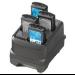 Zebra SAC-MC33-4SCHG-01 cargador de batería Corriente alterna