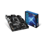 MSI C236M WORKSTATION Intel C236 LGA1151 Micro ATX server/workstation motherboard
