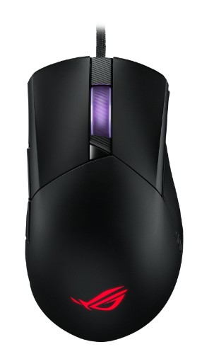 ASUS ROG Gladius III mouse Right-hand USB Type-A Optical 19000 DPI
