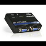 StarTech.com Receptor Extensor de Vídeo VGA a través de Cable Cat5 UTP Ethernet - Vídeo por sobre Cat5