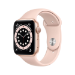 Apple Watch Series 6 OLED 40 mm Oro GPS (satélite)