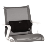 Fellowes 8026301 chair back support Black