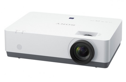 Sony VPL-EX345 4200ANSI lumens 3LCD XGA (1024x768) White data projector