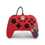 PowerA Mario Joystick Nintendo Switch Analogue / Digital USB Black,Red