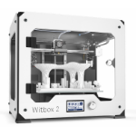 bq WitBox 2 Fused Filament Fabrication (FFF) White 3D printer D000020
