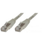 Microconnect SFTP6A01 1m Cat6a S/FTP (S-STP) Grey networking cable