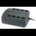 APC Back-UPS 400 Standby (Offline) 400VA 8AC outlet(s) Compact Black uninterruptible power supply (UPS)