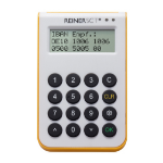 Reiner SCT cyberJack one smart card reader White, Yellow