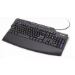 Lenovo 73P2627 USB QWERTY Danish Black keyboard