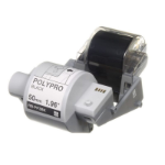 Brother RB-PP3BK P-Touch Ribbon, 50 mm x 300 m