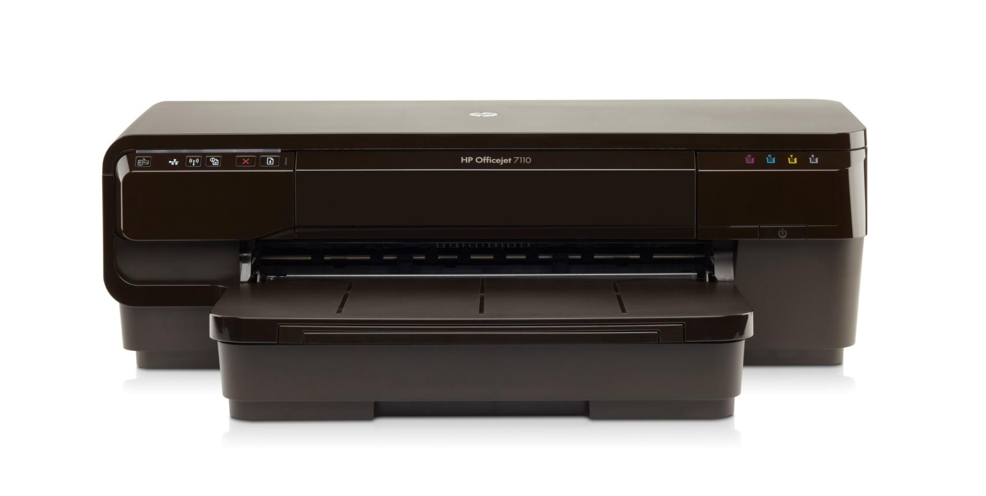 HP Officejet H812a inkjet printer Colour 4800 x 1200 DPI A3 Wi-Fi