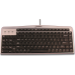 Evoluent Left handed numberpad Keyboard (US layout). By placing the keypad on the left of the keyboard users