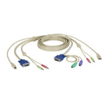 Black Box EHN7002021-0006 KVM cable 1.8 m White